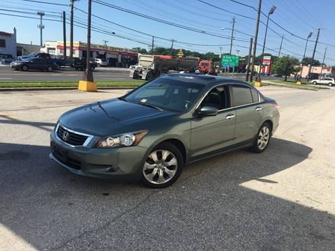 2009 Honda Accord for sale in Temple Hills, MD