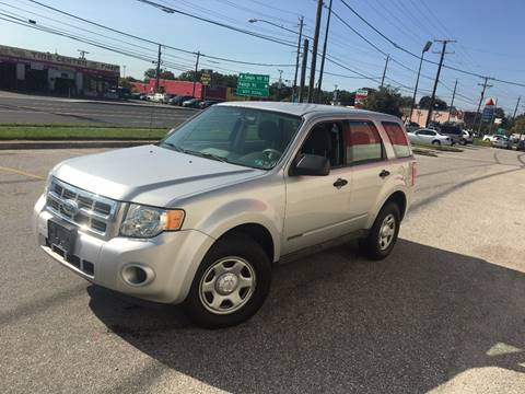 2008 Ford Escape for sale in Temple Hills, MD