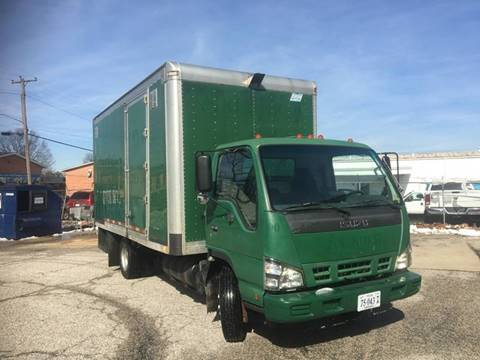 2006 Isuzu NQR for sale in Temple Hills, MD