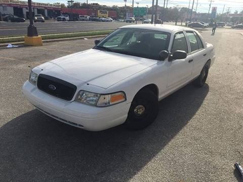 2008 Ford Crown Victoria for sale in Temple Hills, MD