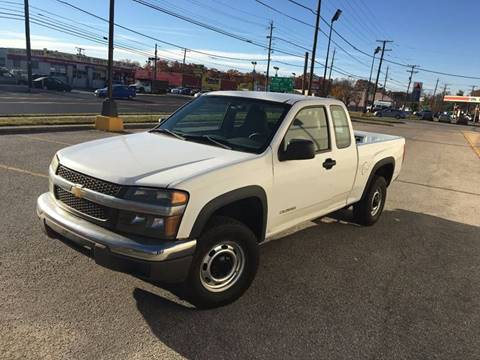 2005 Chevrolet Colorado for sale in Temple Hills, MD