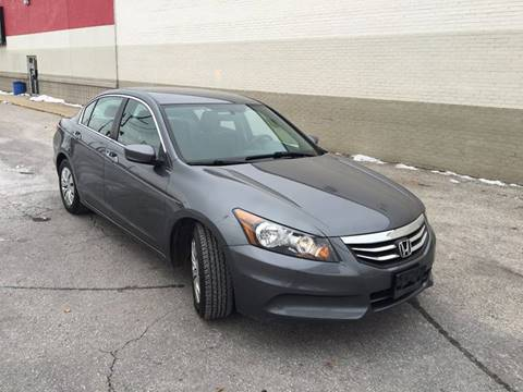 2012 Honda Accord for sale in Temple Hills, MD