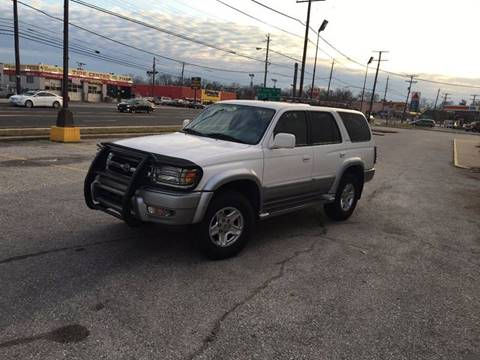 1999 Toyota 4Runner for sale in Temple Hills, MD
