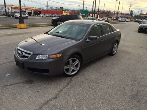 2006 Acura TL for sale in Temple Hills, MD