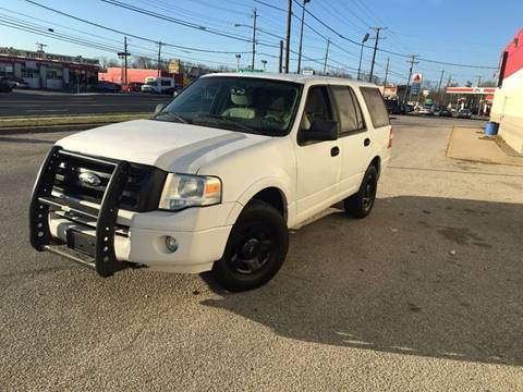 2009 Ford Expedition for sale in Temple Hills, MD
