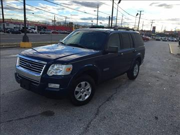 2008 Ford Explorer for sale in Temple Hills, MD