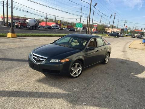 2005 Acura TL for sale in Temple Hills, MD
