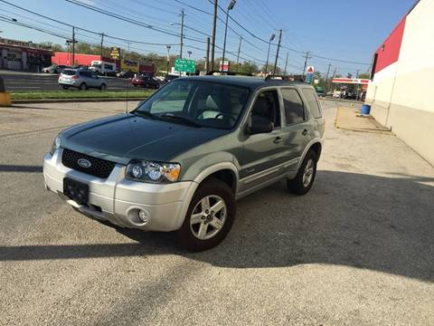 2007 Ford Escape Hybrid for sale in Temple Hills, MD