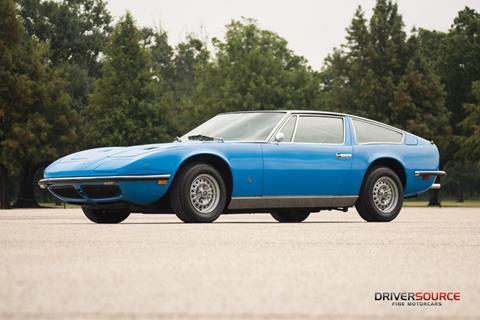 1972 Maserati Coupe for sale in Houston, TX