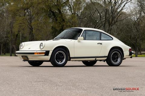 1982 Porsche 911 for sale in Houston, TX