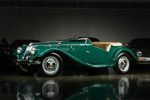 1955 MG TF for sale in Houston, TX