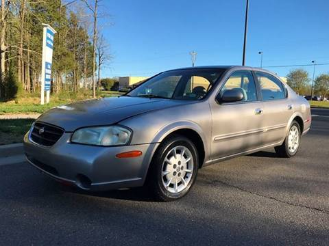 2000 Nissan Maxima for sale in Rock Hill, SC