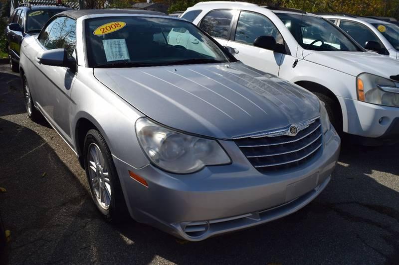 Chrysler Sebring Touring Dr Convertible In Lexington KY - Chrysler dealership lexington ky