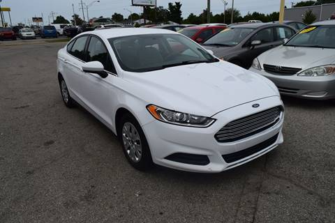 2014 Ford Fusion for sale in Lexington, KY