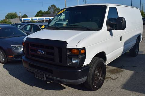 2008 Ford E-Series Cargo for sale in Lexington, KY