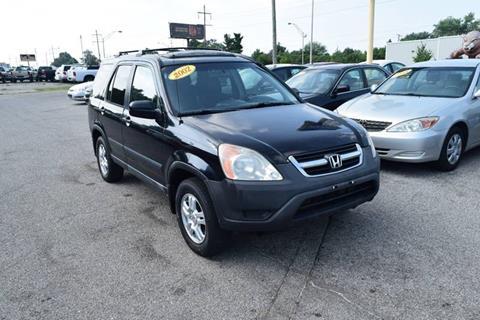2002 Honda CR-V for sale in Lexington, KY