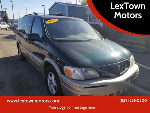 2001 Pontiac Montana for sale in Lexington, KY