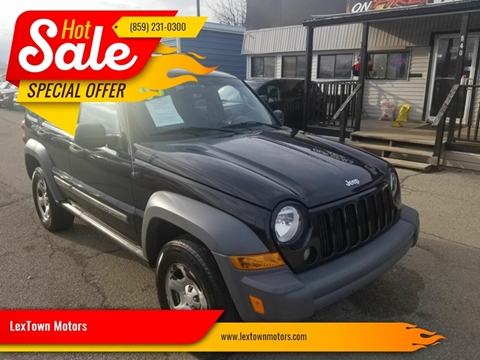2005 Jeep Liberty for sale in Lexington, KY