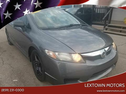 2011 Honda Civic for sale in Lexington, KY