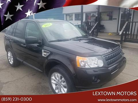 2011 Land Rover LR2 for sale in Lexington, KY