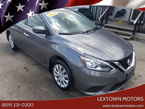 2018 Nissan Sentra for sale in Lexington, KY