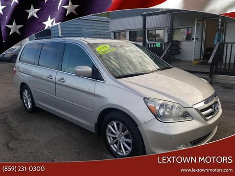 2006 Honda Odyssey for sale in Lexington, KY