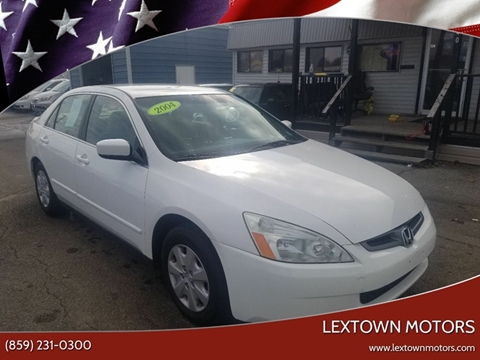 2004 Honda Accord for sale in Lexington, KY