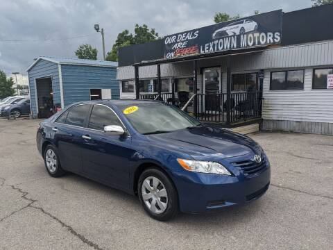 2007 Toyota Camry for sale at LexTown Motors in Lexington KY