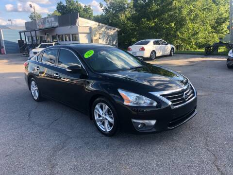 2013 Nissan Altima for sale at LexTown Motors in Lexington KY