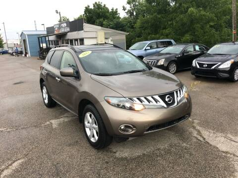 2009 Nissan Murano for sale at LexTown Motors in Lexington KY