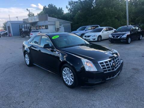2012 Cadillac CTS for sale at LexTown Motors in Lexington KY