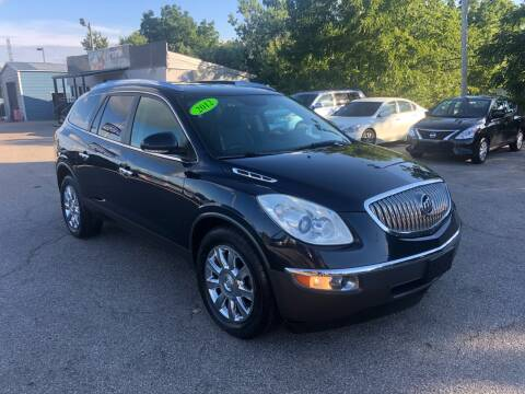 2012 Buick Enclave for sale at LexTown Motors in Lexington KY