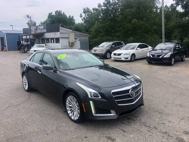 2014 Cadillac CTS for sale at LexTown Motors in Lexington KY