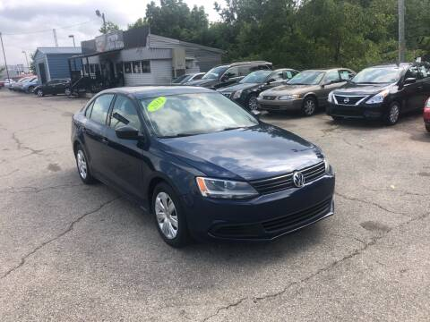 2012 Volkswagen Jetta for sale at LexTown Motors in Lexington KY