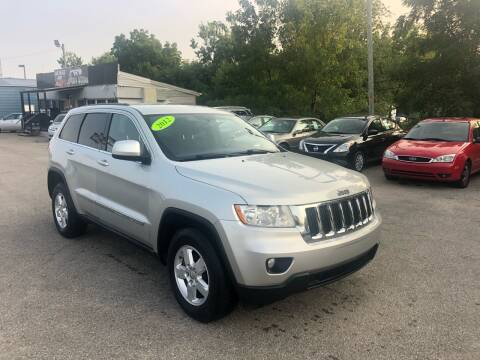 2012 Jeep Grand Cherokee for sale at LexTown Motors in Lexington KY