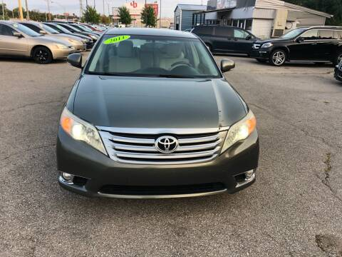 2011 Toyota Avalon for sale at LexTown Motors in Lexington KY