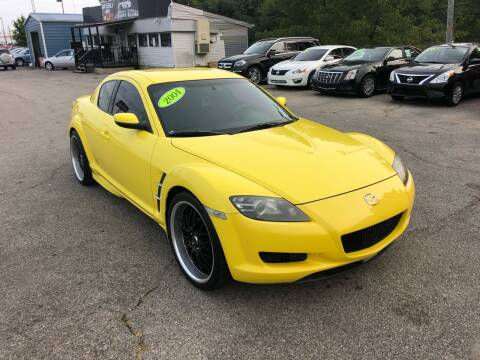 2004 Mazda RX-8 for sale at LexTown Motors in Lexington KY