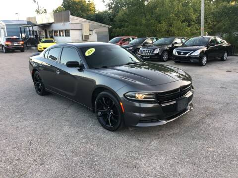 2016 Dodge Charger for sale at LexTown Motors in Lexington KY