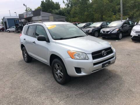 2010 Toyota RAV4 for sale at LexTown Motors in Lexington KY