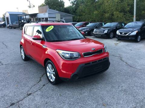 2014 Kia Soul for sale at LexTown Motors in Lexington KY