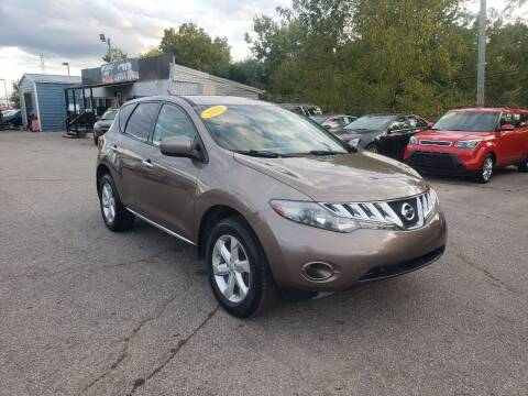 2010 Nissan Murano for sale at LexTown Motors in Lexington KY