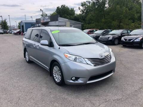 2013 Toyota Sienna for sale at LexTown Motors in Lexington KY