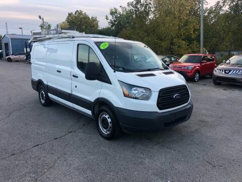 2016 Ford Transit Cargo for sale at LexTown Motors in Lexington KY