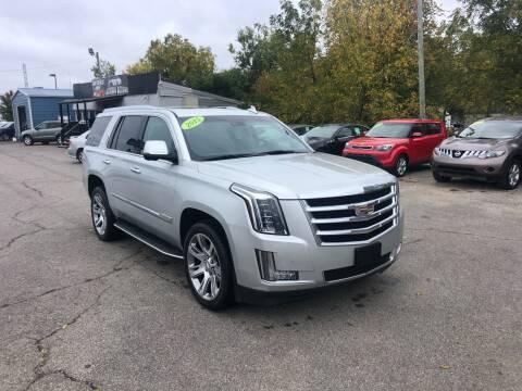 2015 Cadillac Escalade for sale at LexTown Motors in Lexington KY