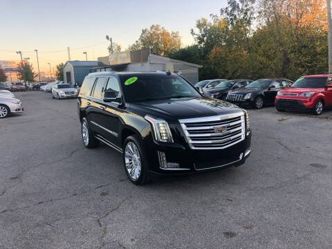 2016 Cadillac Escalade for sale at LexTown Motors in Lexington KY