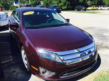 2011 Ford Fusion for sale in Lexington, KY