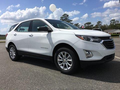 2018 Chevrolet Equinox for sale in Douglas, GA