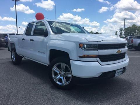 2017 Chevrolet Silverado 1500 for sale in Douglas GA
