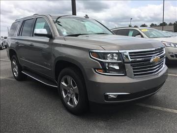 2017 Chevrolet Tahoe for sale in Douglas, GA