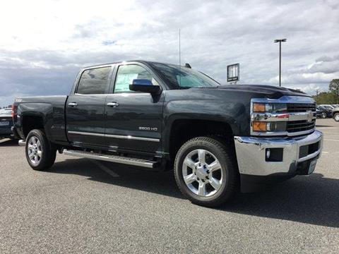 2017 Chevrolet Silverado 2500HD for sale in Douglas, GA